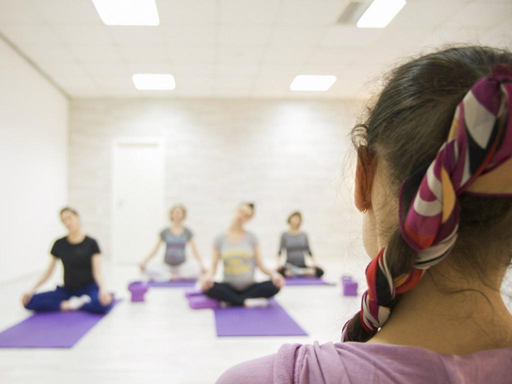 студия йоги Ом Волгоград
